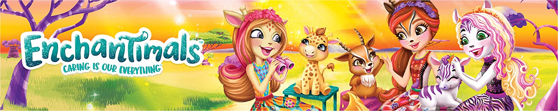 Enchantimals Sunny Savanna