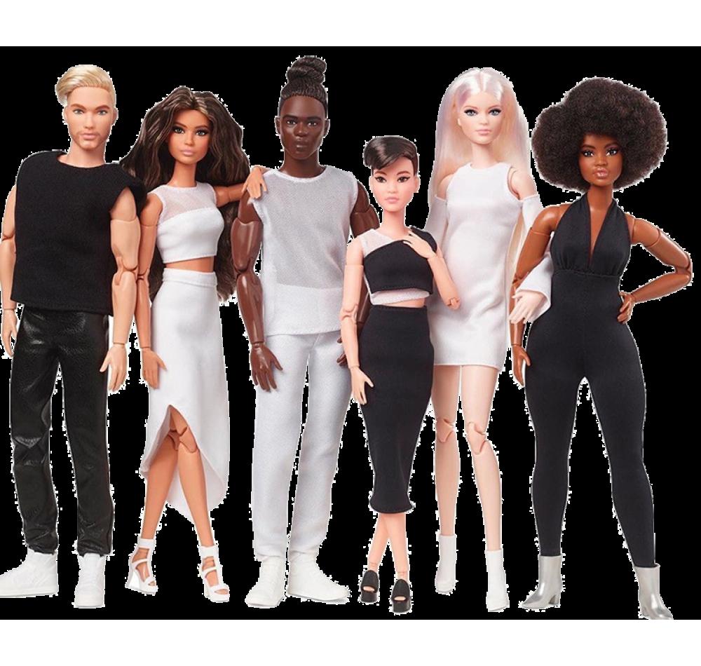 Новые куклы Barbie Signature Looks