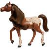 Конячка Руда ряба Табун Mattel Spirit Untamed Herd Horse Chestnut Pinto