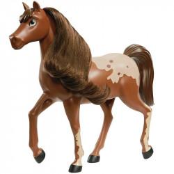 Лошадка Рыжая пегая Табун Mattel Spirit Untamed Herd Horse Chestnut Pinto