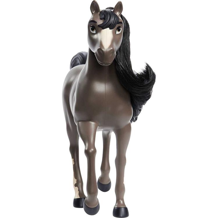 Конячка Гніда ряба Табун Mattel Spirit Untamed Herd Horse Bay Pinto