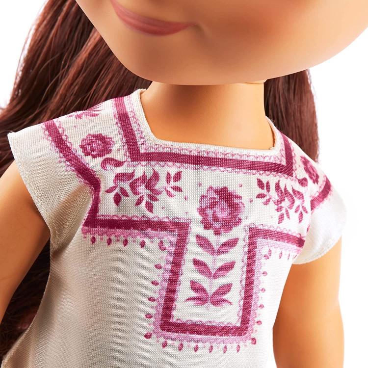 Велика лялька Лакі з плюшевою конячкою Спіріт Mattel Spirit Untamed Toddler Lucky Doll