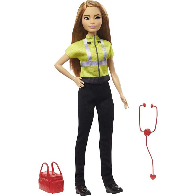 Лялька Барбі Парамедик Barbie Paramedic Doll, Petite