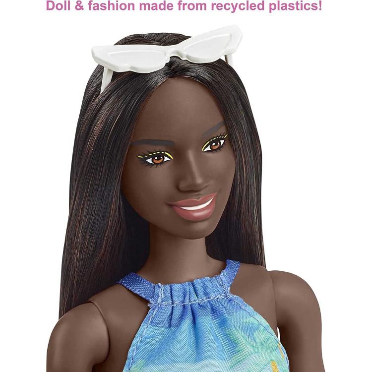 Кукла Барби Любит океан Barbie Loves The Ocean Beach-Themed Doll, Brunette