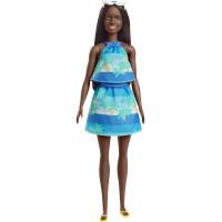 Лялька Барбі Любить океан Barbie Loves The Ocean Beach-Themed Doll, Brunette