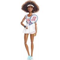 Лялька Барбі Надихаючі жінки Наомі Осака Barbie Signature Inspiring Women Role Models Naomi Osaka Doll