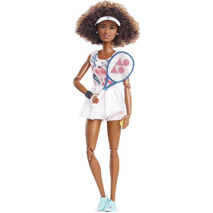 Кукла Барби Вдохновляющие женщины Наоми Осака Barbie Signature Inspiring Women Role Models Naomi Osaka Doll