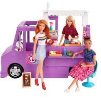 Ігровий набір Барбі Кафе на колесах Barbie Fresh 'n Fun Food Truck