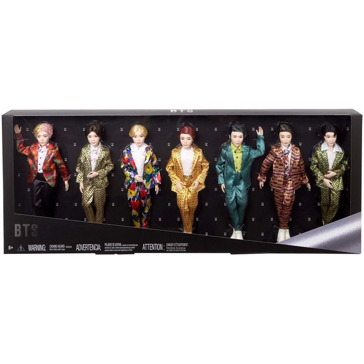Набор кукол БТС Идол BTS Idol Doll Giftset
