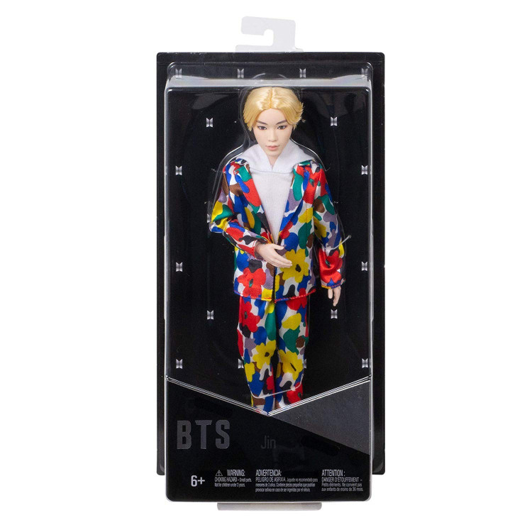 Лялька кумир Джин BTS Jin Idol Doll