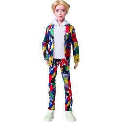 Кукла кумир Джин BTS Jin Idol Doll
