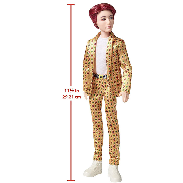 Лялька кумир Чонгук BTS Jung Kook Idol Doll