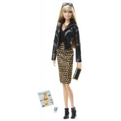 Кукла Барби Высокая Мода Городской шик Barbie Look Сity Сhic Doll Blonde