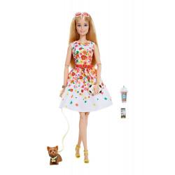 Кукла Барби Высокая Мода Прогулка в парке Barbie Look Collector Barbie Doll Park Pretty