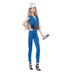 Кукла Барби Высокая Мода в голубом комбинезоне Barbie Look Collector Red Carpet Blue Jumpsuit Doll