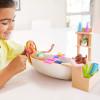 Ігровий набір Лялька Барбі та Шипуча ванна Barbie Fizzy Bath Doll and Playset, Blonde