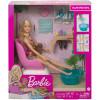 Игровой набор Кукла Барби Маникюрный салон Barbie Mani-Pedi Spa Playset with Blonde Doll & Puppy