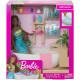 Ігровий набір Лялька Барбі та Шипуча ванна Barbie Fizzy Bath Doll and Playset, Brunette