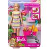 Лялька Барбі Прогулянка з цуценятами Barbie Stroll 'n Play Pups Playset with Blonde Doll