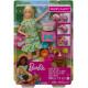 Кукла Барби Вечеринка для щенков Barbie Doll & Puppy Party Playset, Blonde