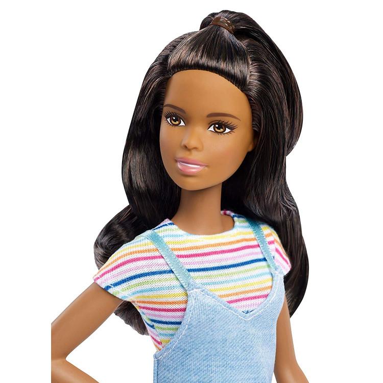 Лялька Барбі Купай та грай Barbie Play 'N' Wash Pets Doll & Playset, Brunette