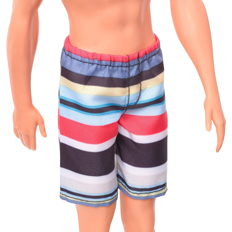 Лялька Кен Блондин Пляж Barbie Ken Beach Doll, Blonde