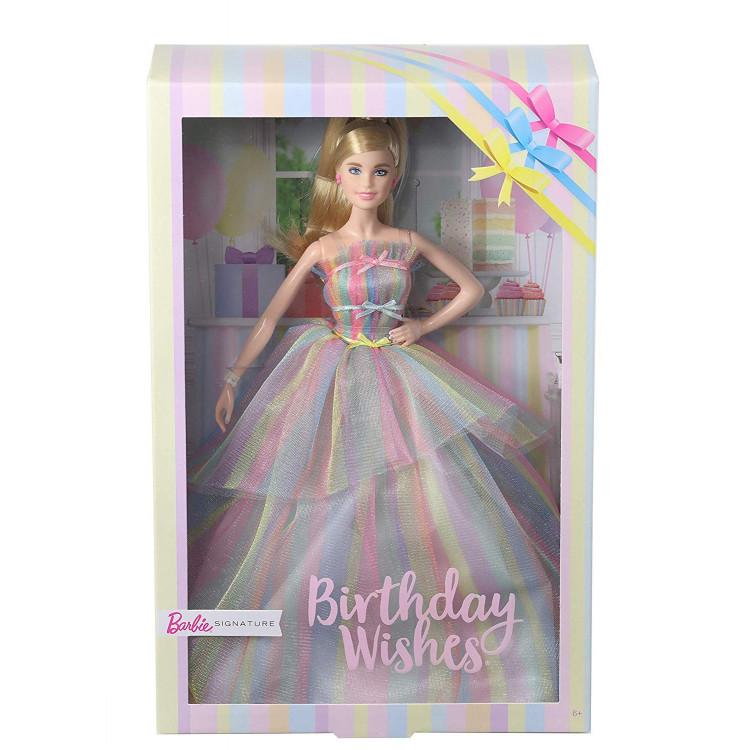 Лялька Лялька Барбі Особливий день народження Barbie Collector 2020 Birthday Wishes Doll