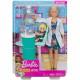 Кукла Барби Дантист Barbie Careers Dentist Doll and Playset, Blonde