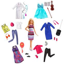 Кукла Барби Я могу быть Карьеры Мечты Barbie You Can Be Anything Barbie Dream Careers Doll & Clothes