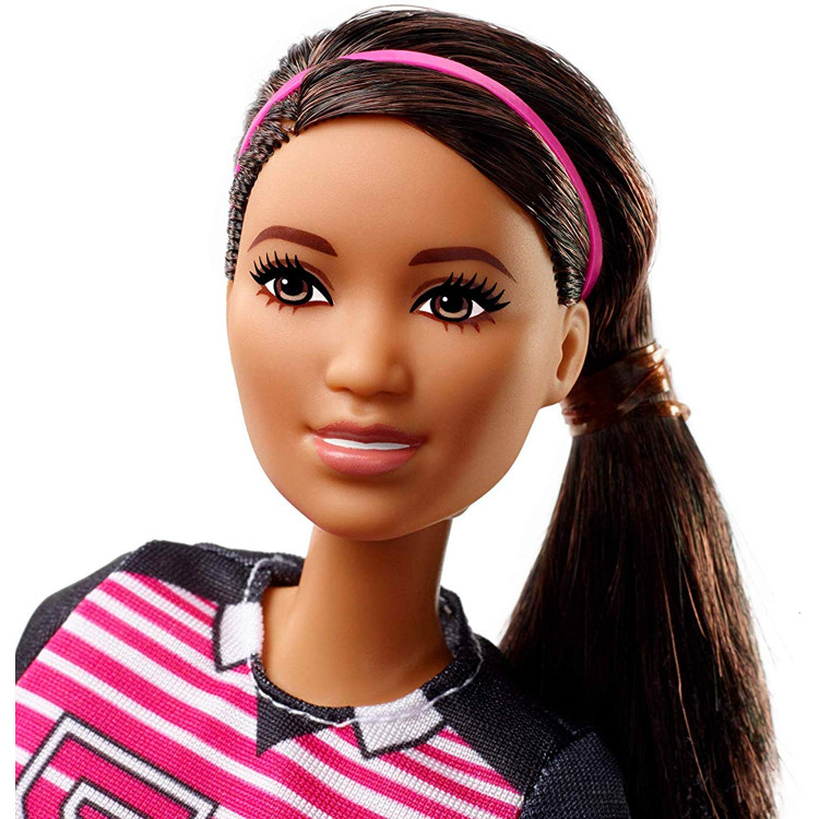 Барбі Футболістка Barbie Careers 60th Anniversary Soccer Player Doll