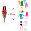Лялька Барбі Я можу стати Сюрприз Barbie You Can Be Anything Surprise Careers with Doll and Accessories, Brunette