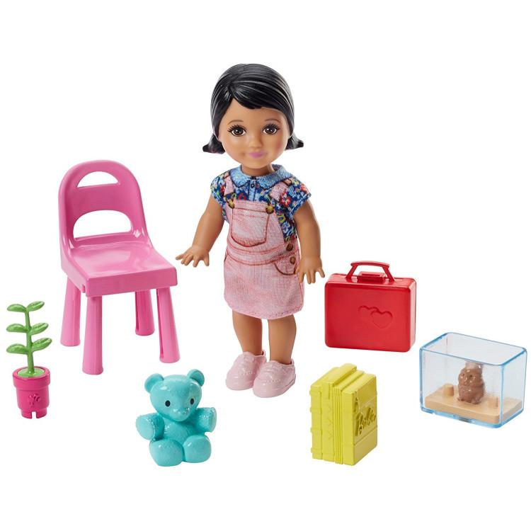 Кукла Барби Я могу стать Учитель Barbie Careers Teacher Playset Blonde hair