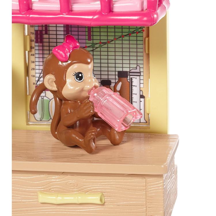 Барбі Я можу бути Ветеринар Barbie Zoo Doctor Playset