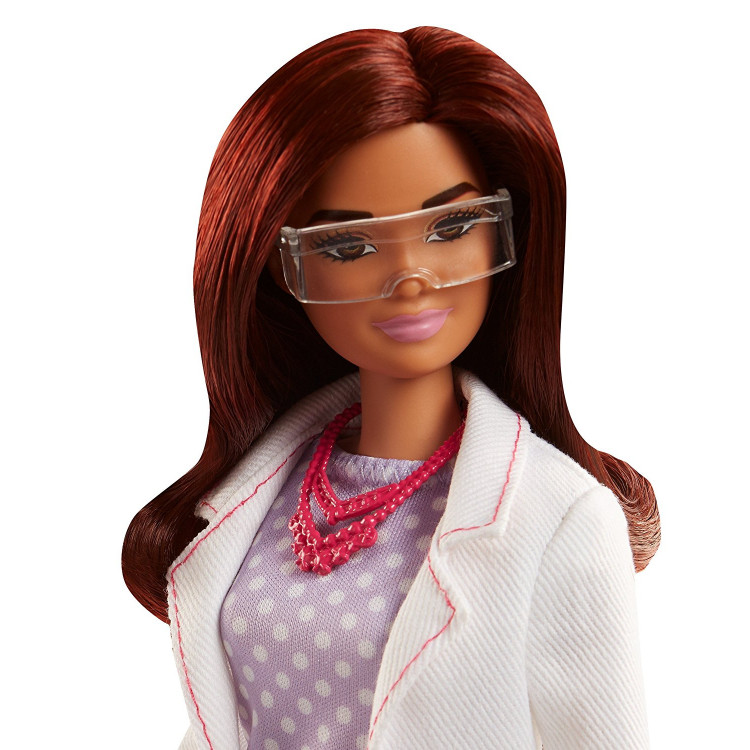 Кукла Барби Я могу быть Ученый Barbie Careers Scientist Doll
