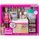 Игровой набор Кофейня с куклой Барби Barbie You Can Be Anything Coffee Shop Playset