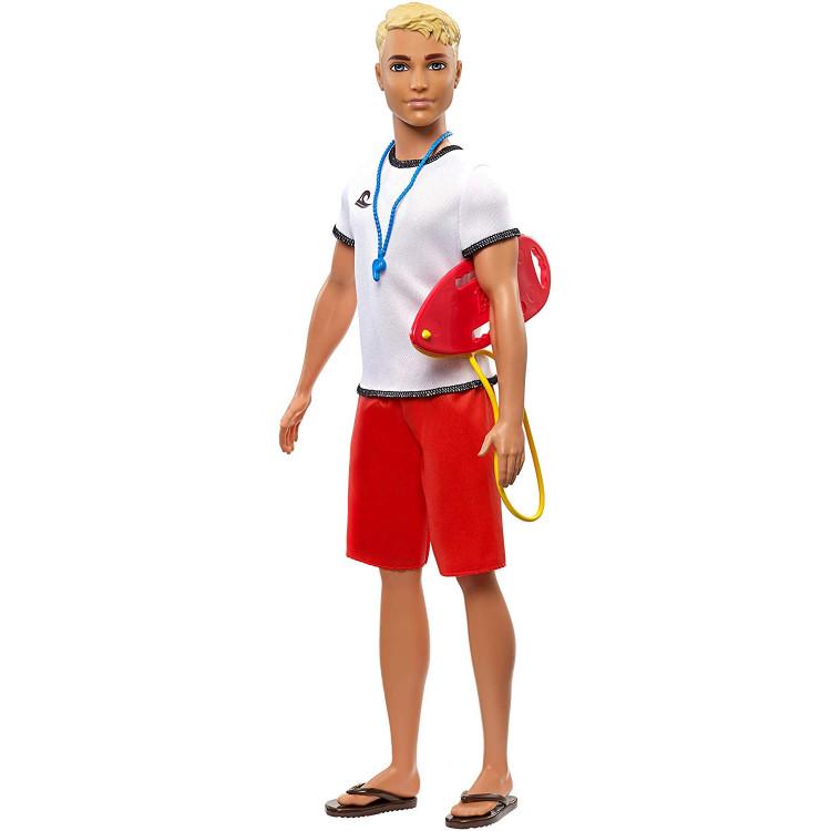 Кен Рятувальник Barbie Careers Ken Lifeguard Doll