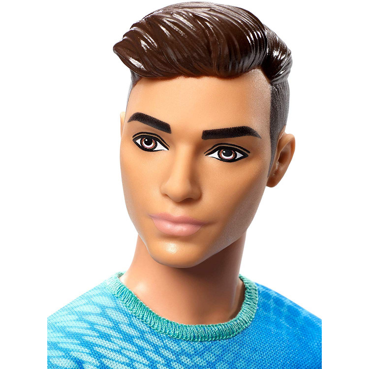 Кен Футболіст Barbie Careers Ken Soccer Player Doll