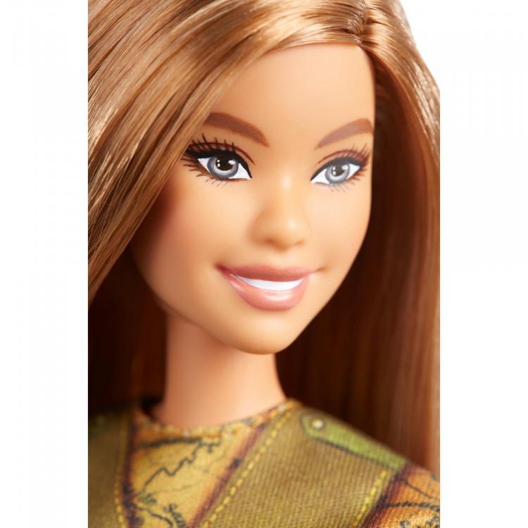 Кукла Барби Фотожурналист Barbie National Geographic Photojournalist Doll