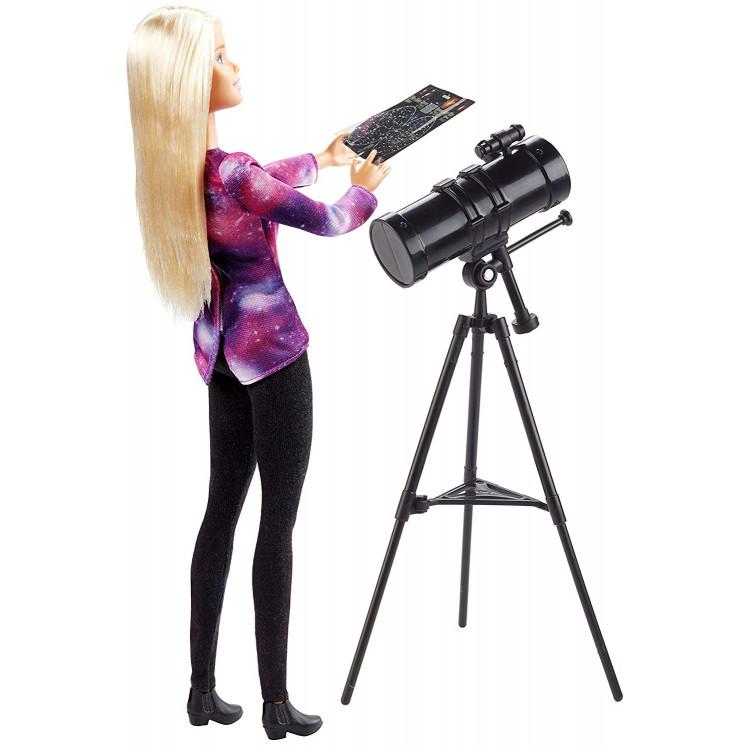 Барбі Астрофізик Barbie National Geographic Astrophysicist Doll