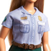 Лялька Барбі Доглядач парку Barbie Careers Park Ranger Curvy Blonde Doll