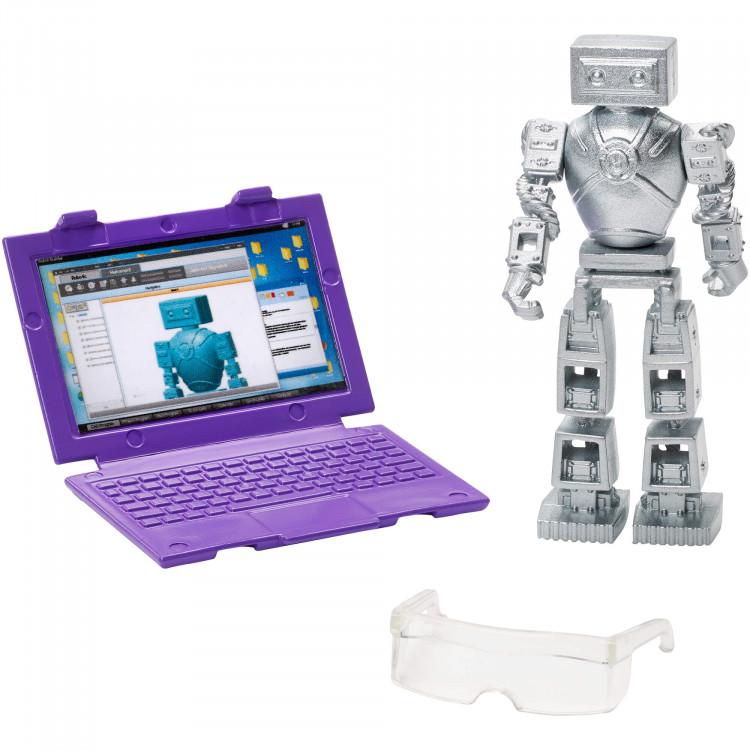 Барбі інженер-робототехнік Barbie Career of the Year Robotics Engineer Doll, Brunette