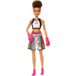 Кукла Барби Я могу быть Боксер Barbie Boxer Doll, Brunette