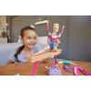 Ігровий набір Лялька Барбі гімнастка Barbie Gymnastics Playset With Doll, Balance Beam