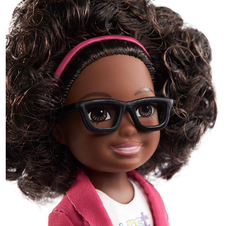 Лялька Барбі Челсі Я можу бути Бос Barbie Chelsea Can Be Playset with Brunette Boss Doll