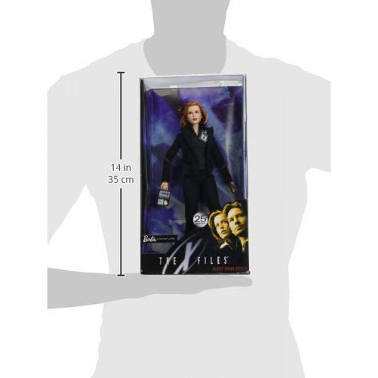 Лялька Барбі колекційна Дана Скаллі  Barbie The X-Files Agent Dana Scully Doll