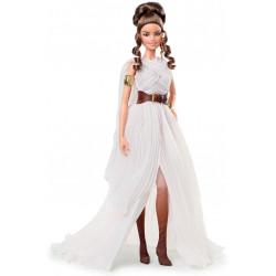 Кукла Барби коллекционная Звездные Войны Рей Скайуокер Barbie Collector Star Wars Rey x Doll