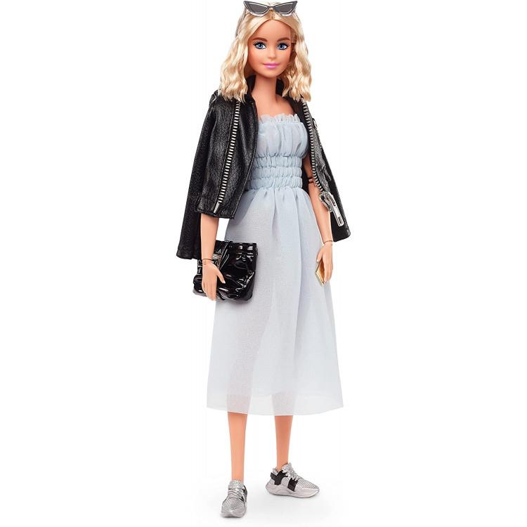 Лялька Барбі колекційна Стиль Barbie Signature BarbieStyle Fully Poseable Fashion Spring Doll #1