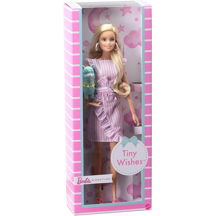 Кукла Барби коллекционная Появление малыша Крошечные пожелания Barbie Signature Tiny Wishes Doll