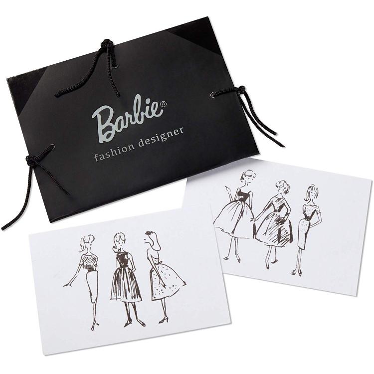 Кукла Барби коллекционная Кутюрье Barbie Busy Gal Doll