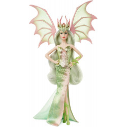 Кукла Барби коллекционная Императрица Драконов Barbie Dragon Empress Mythical Muse Doll